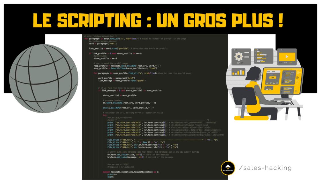 Exemple de code Python pour faire du web scraping