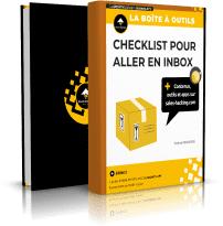 Checklist Inbox pour vos emails