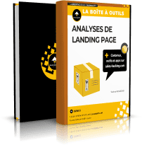 Analysez vos Landing Pages
