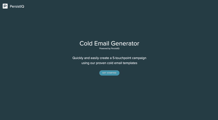 Cold Email Generator