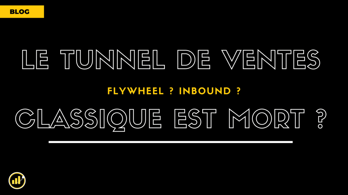 "FLYWHEEL = Mort du tunnel de Ventes ""Traditionnel"" ? ☸️"