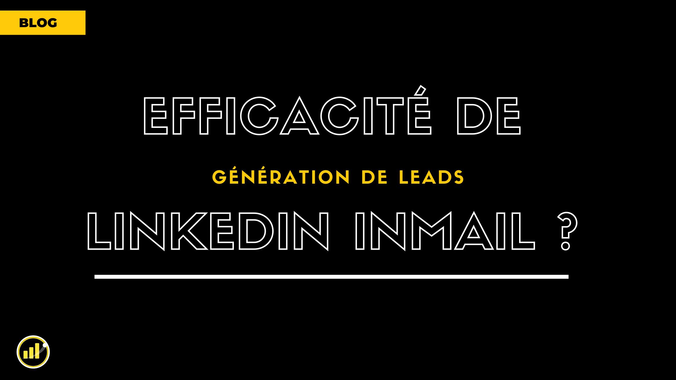 LINKEDIN InMail fonctionne ou pas ( réellement ) ?