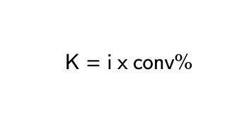 Formule du coefficient de Viralité K
