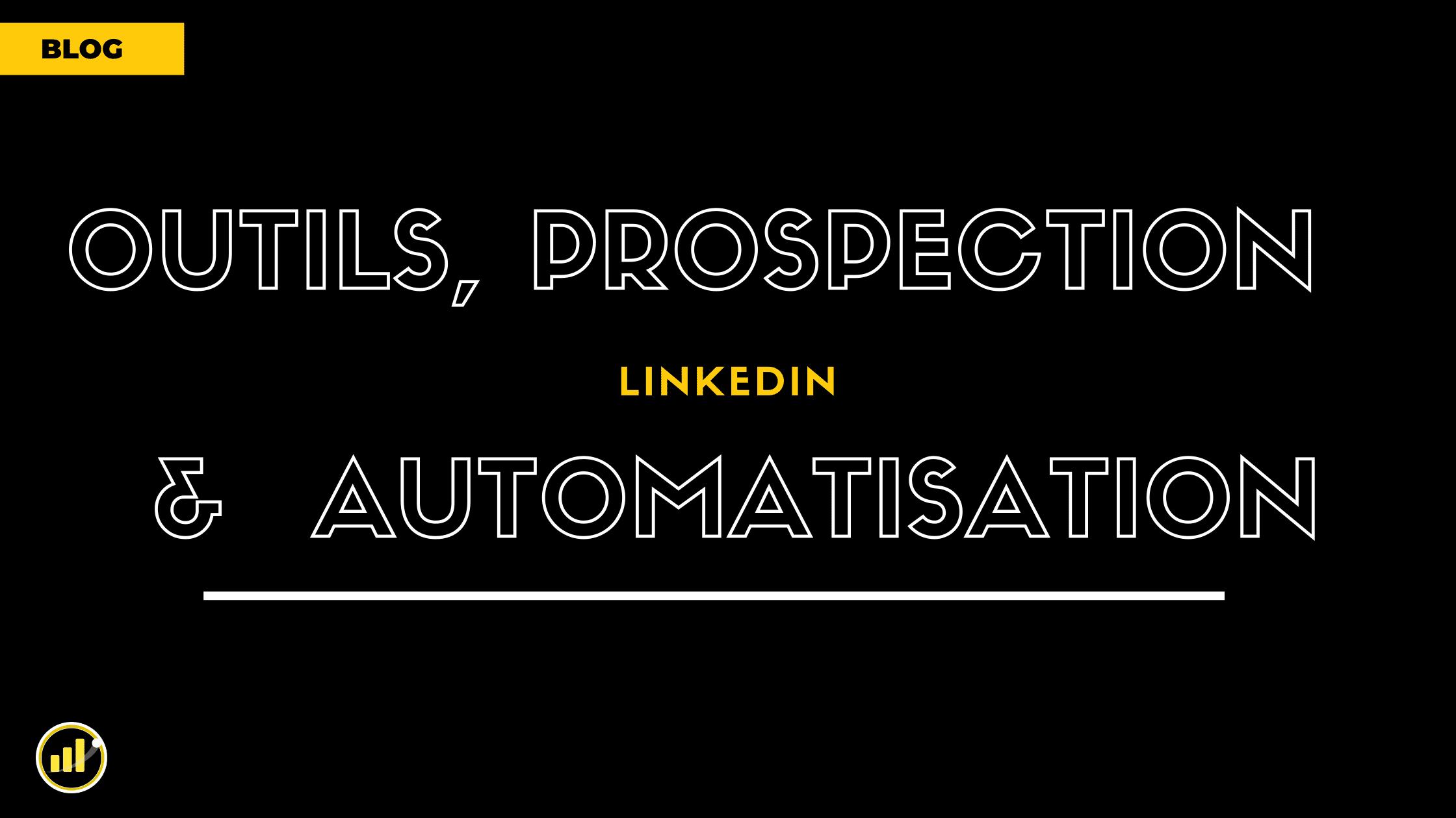 Ne perdez plus de temps. Voici le récapitulatif complet des outils pour automatiser la prospection sur LinkedIn dont vous aurez besoin en 2021. Lisez la suite !