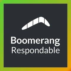 Boomerang Respondable