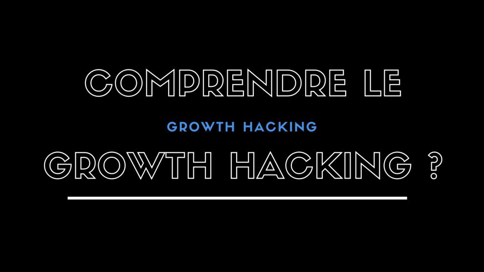 Qu'est-ce que le GROWTH HACKING  ? 👋