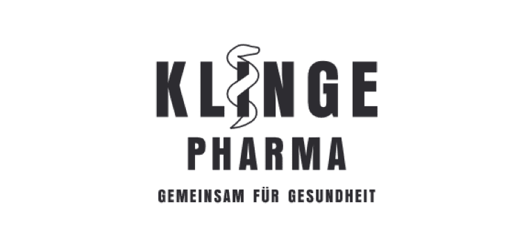 Logo von Klinge Pharma GmbH