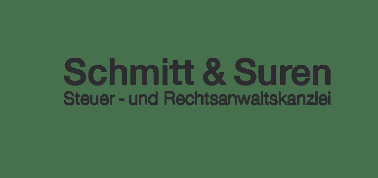Logo von Schmitt & Suren Steuer- und Rechtsanwaltskanzlei