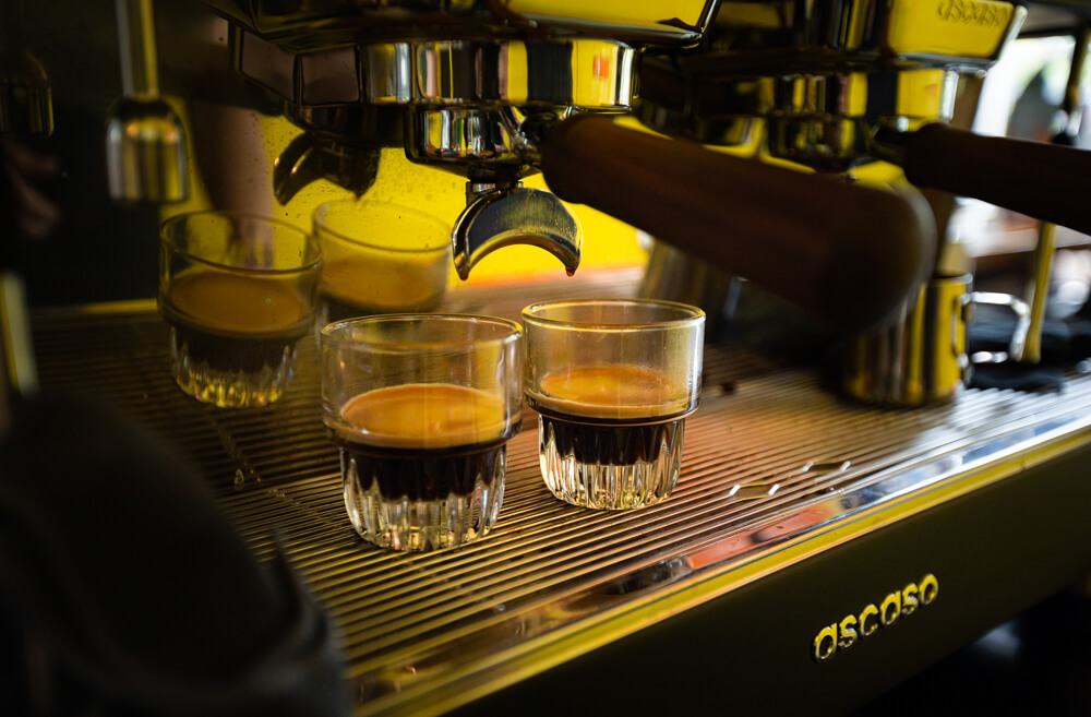 Foto van koffie