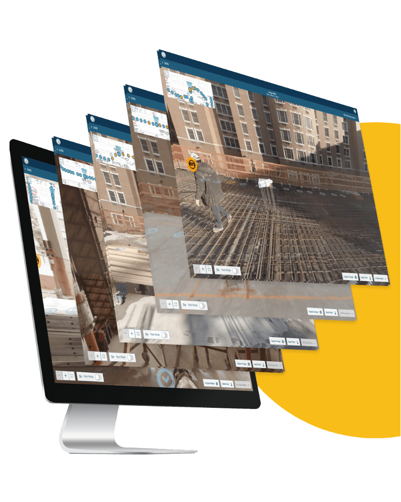 Create observations with jobsite photo documentation