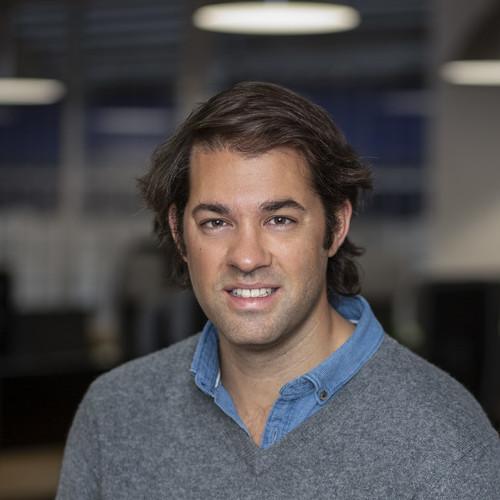 Borja Boada, CEO de Fudeat