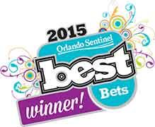 Voted best dentist in Orlando, FL in 2015