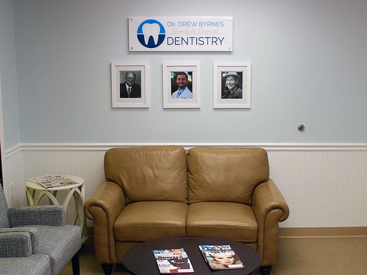 previous dental lobby