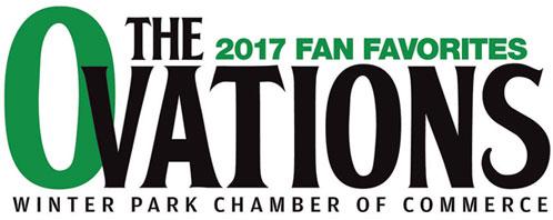 2017 Ovations Award Logo
