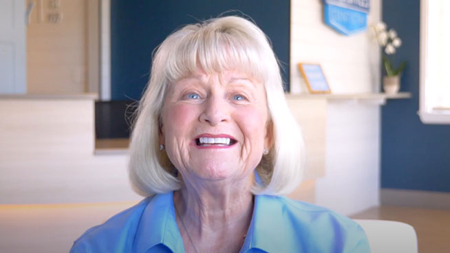 Park Smiles Dentistry testimonial video thumbnail