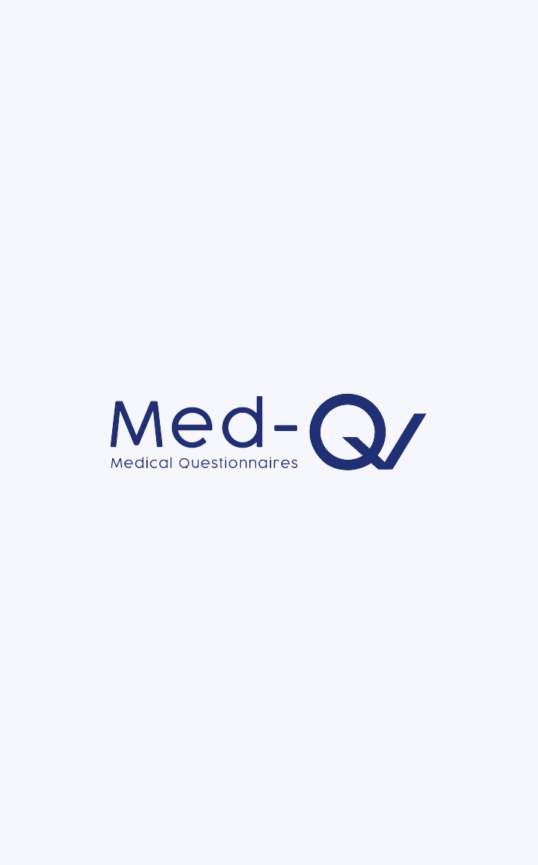 Med-Q logo on light background
