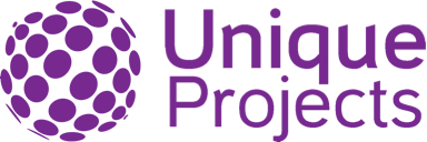 Unique Projects logotype