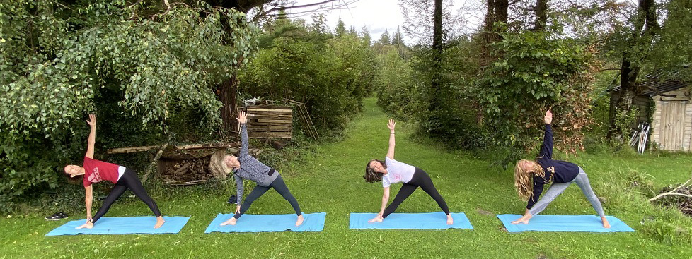 Iyengar Yoga Teachers at East Clare Yoga