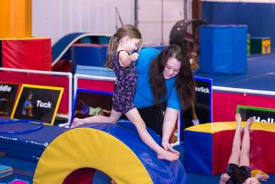 pre kindergarten gymnastics