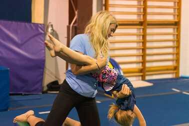kindergarten gymnastics kettering