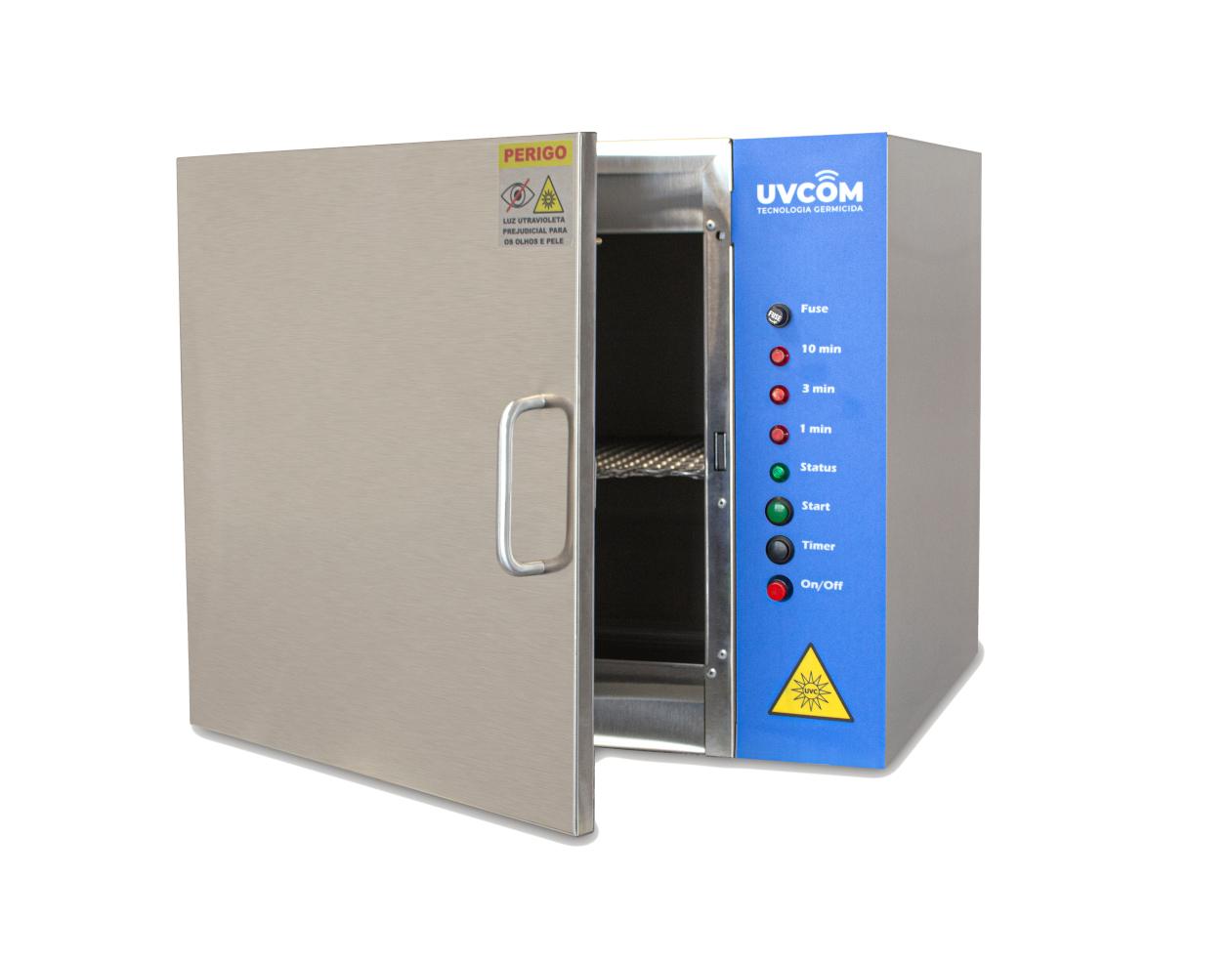 Imagem ilustrativa do equipamento ESTUFA UVCOM