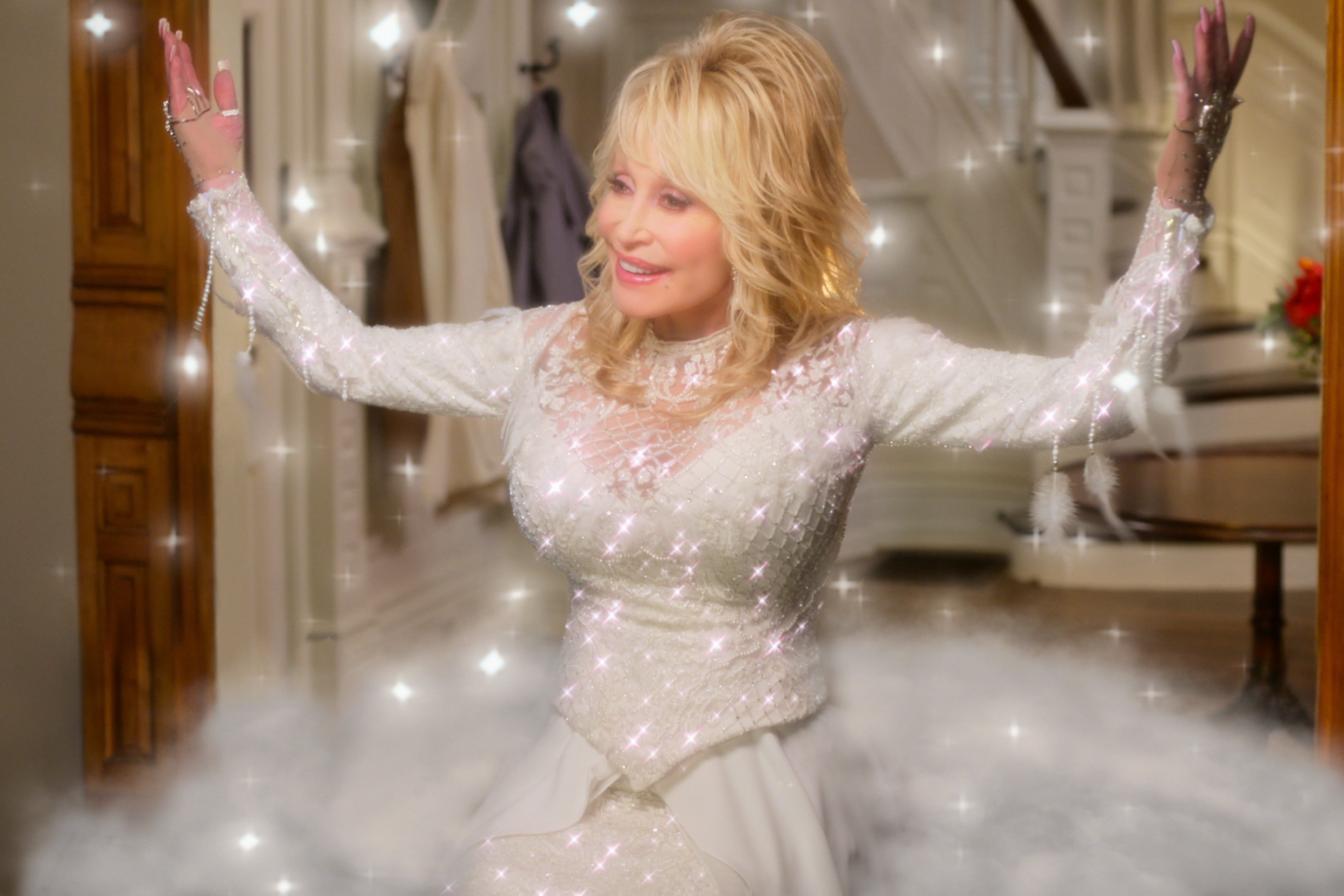 Dolly Parton on Netflix's 'Christmas on the Square': We need some joy
