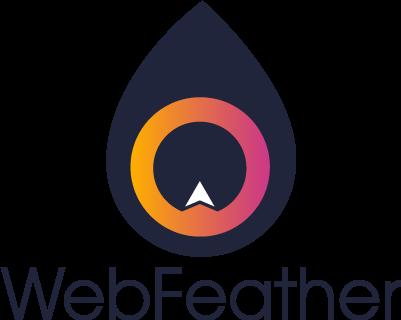 logo webfeather