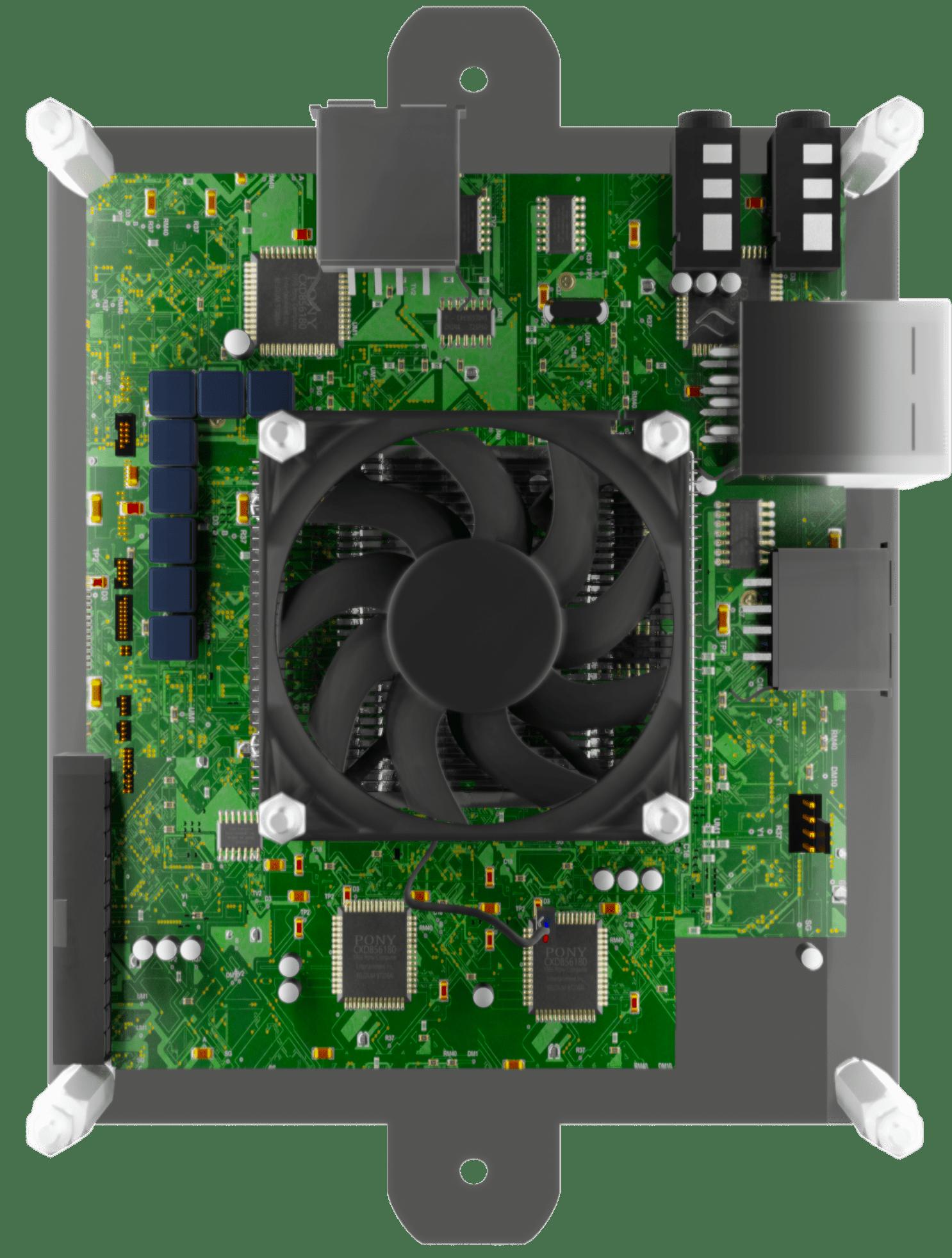 ridaex amlogic S905X2 processor