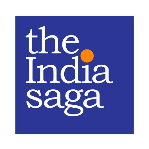 the india saga logo