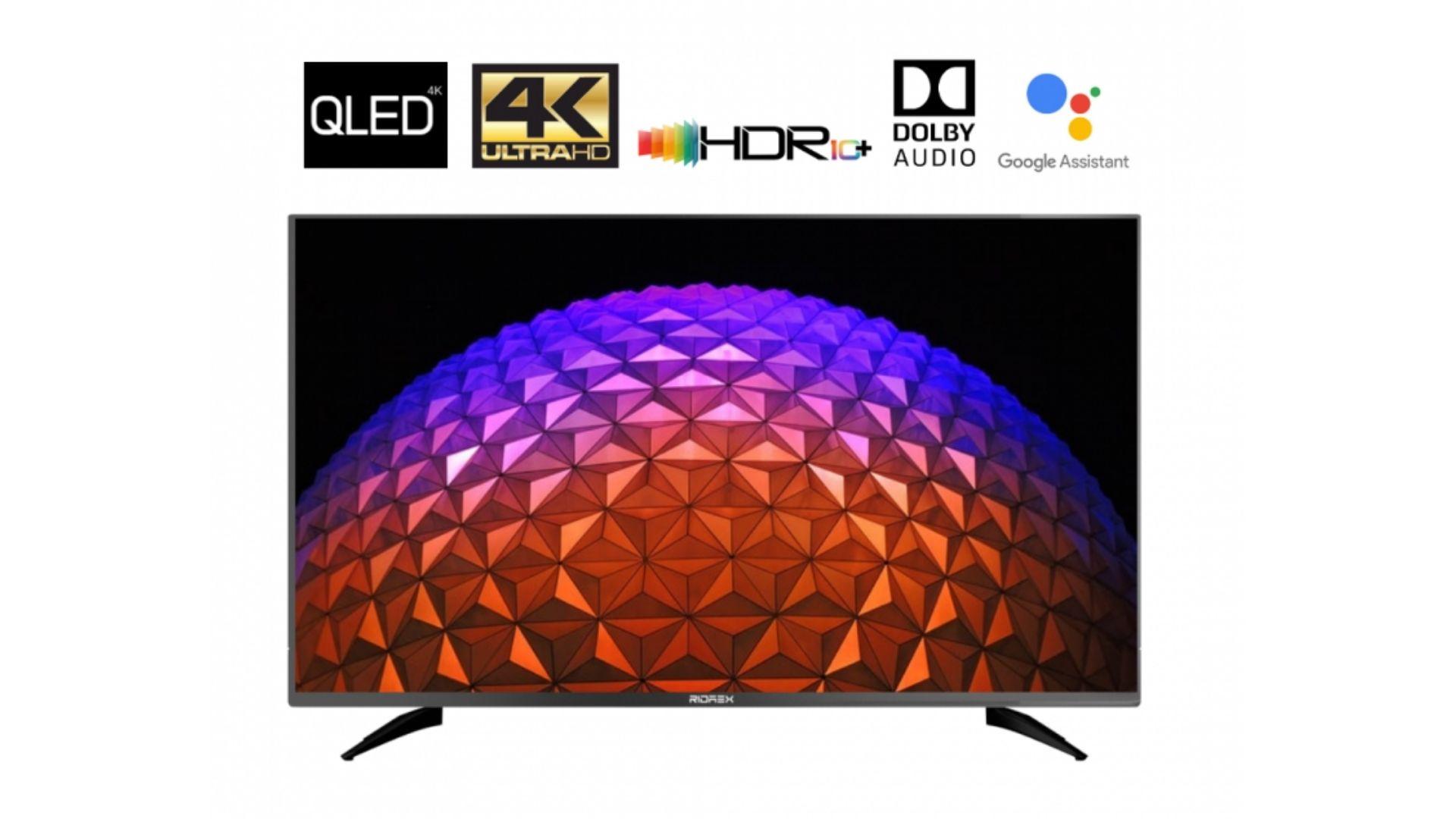 ridaex arya smart tv