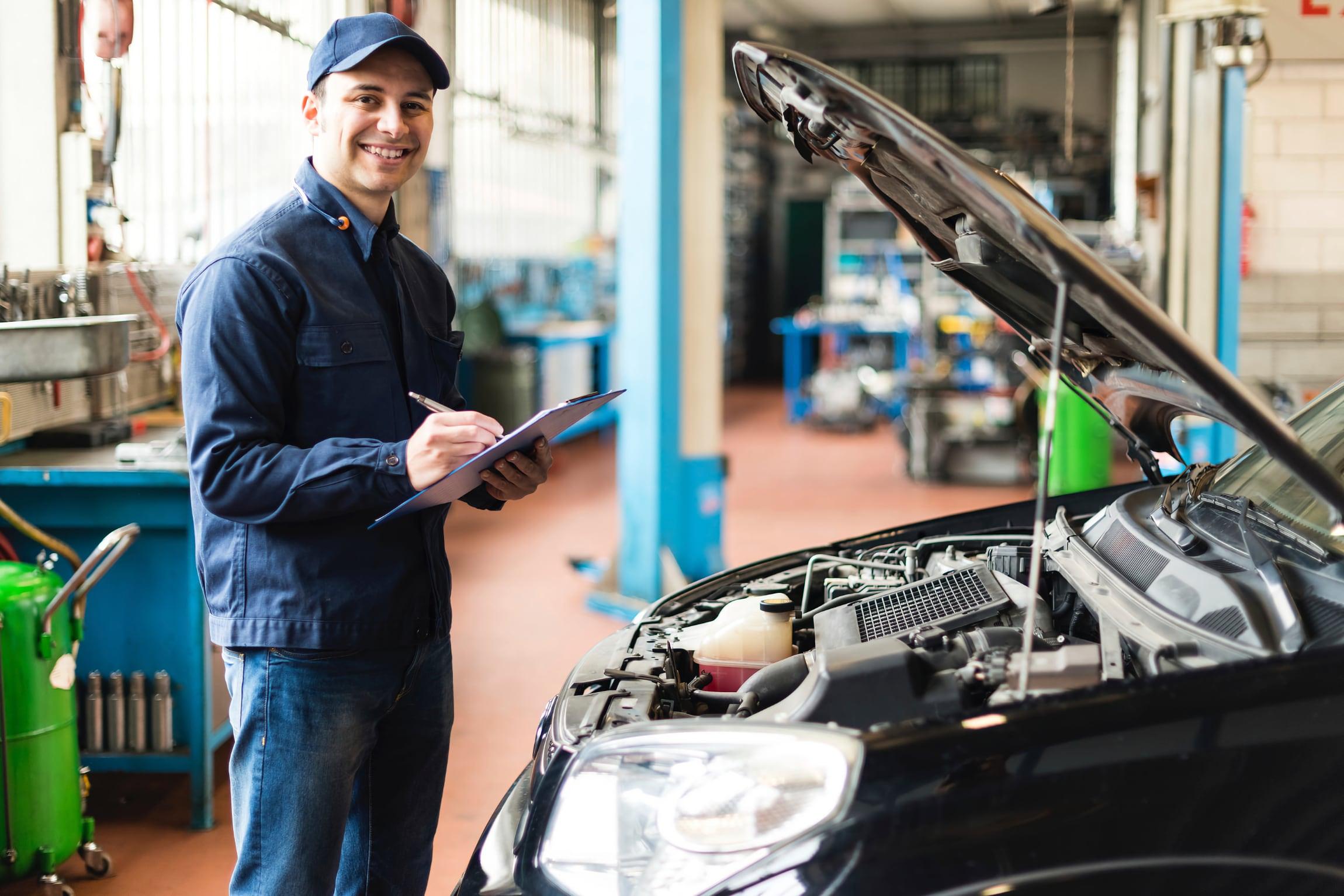 instant mobile roadworthy - service inspection mechanic
