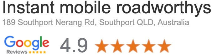 instant mobile roadworthy - google review