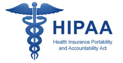 An image of the HIPAA compliance logo