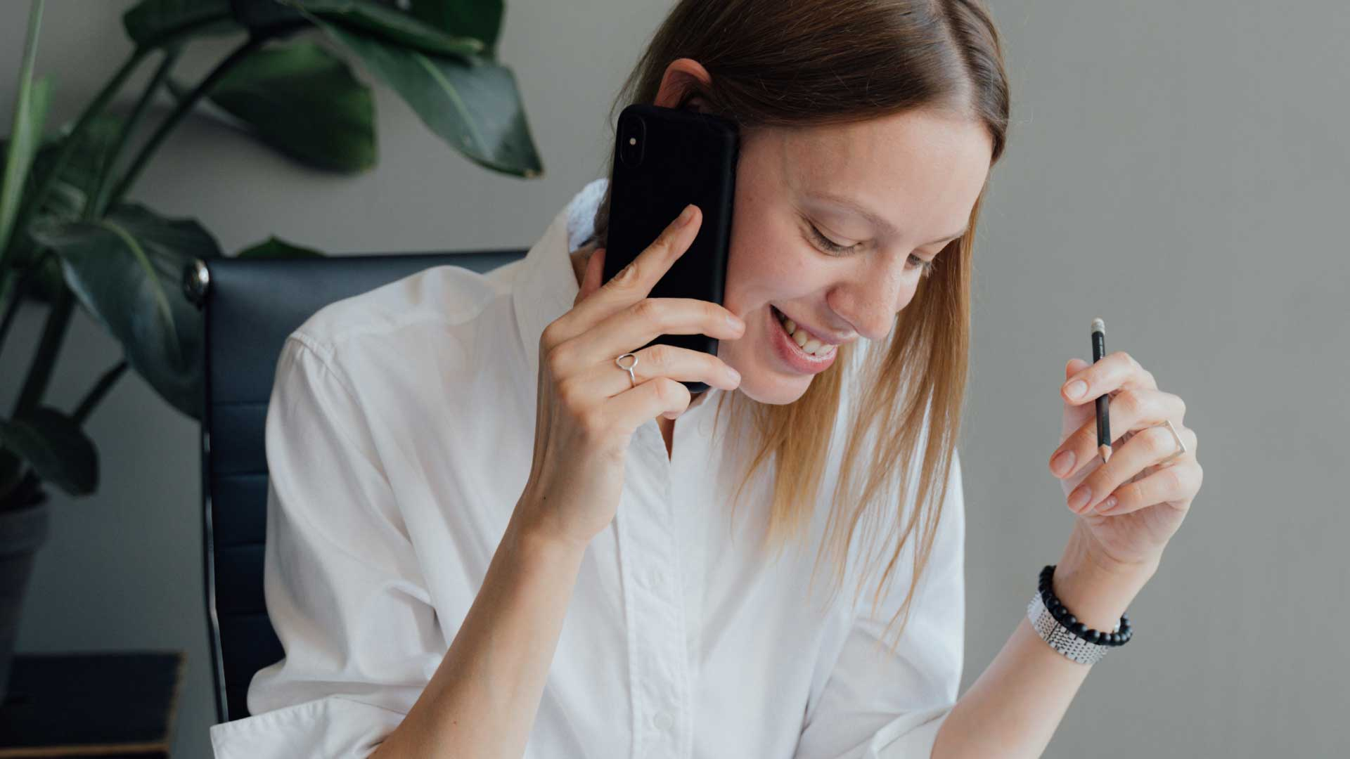 An image of a Pettable phone consultation