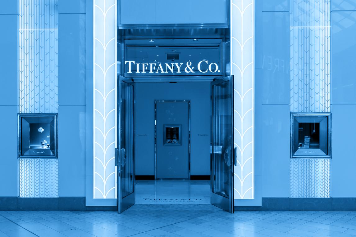 Luxury Tiffany