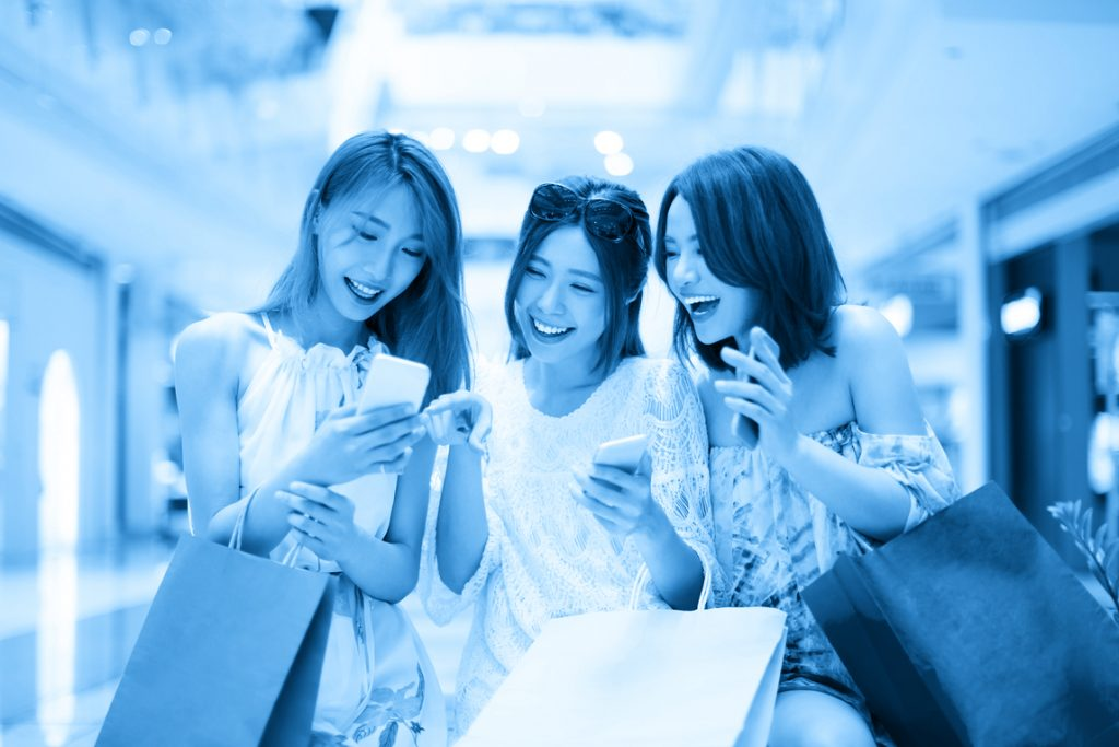 Asian luxury consumers