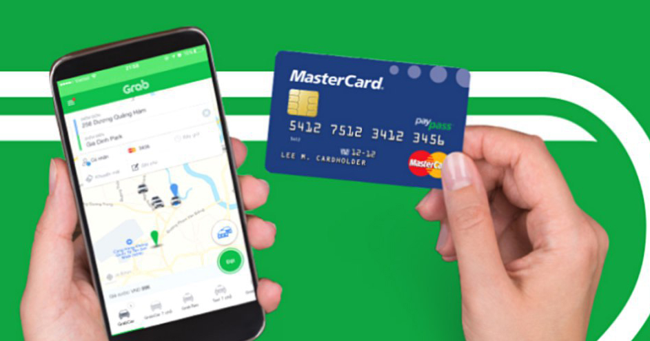 Image result for grab mastercard