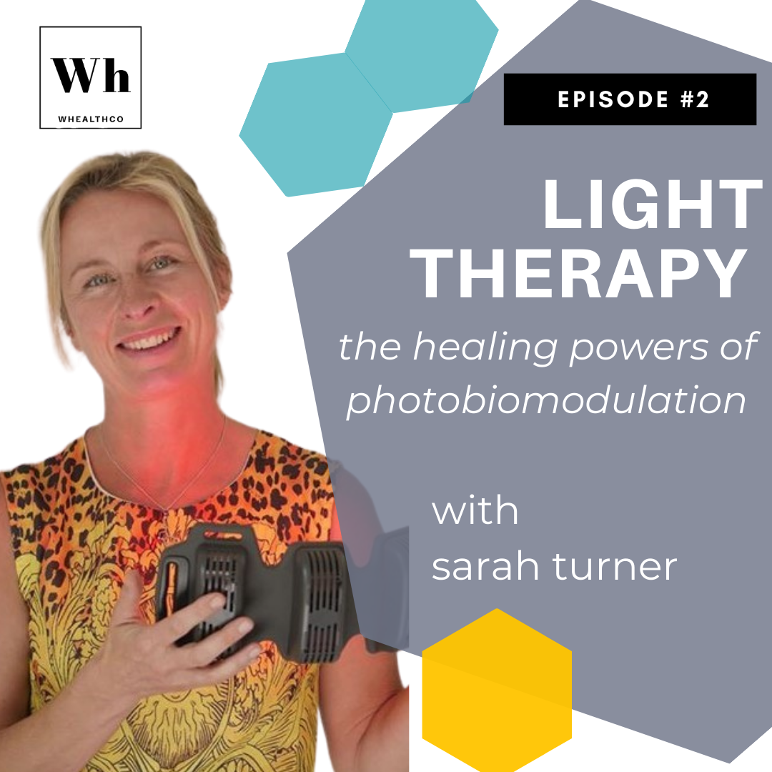 LIGHT AS A MODERN DAY HEALER with Sarah Turner
