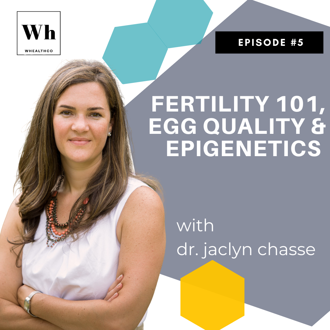 REMOVING THE LAYERS TO FERTILITY with Dr. Jaclyn Chasse