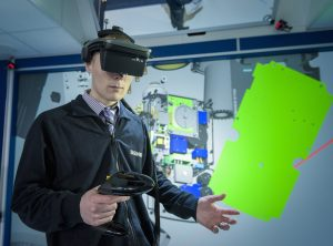 Virtalis ActiveSpace adds an extra level of immersion for users at Siemens UK