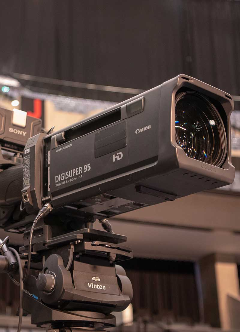 Video Equipment Rental UK