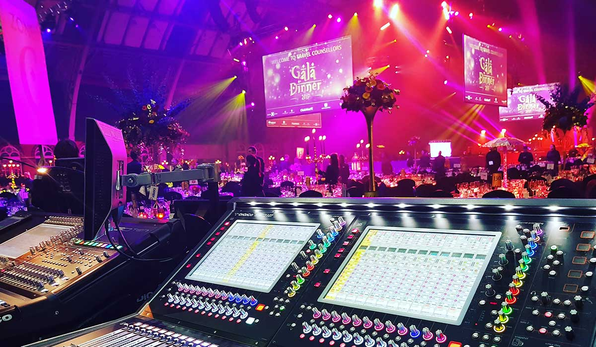 Audio Visual Hire at Manchester Central