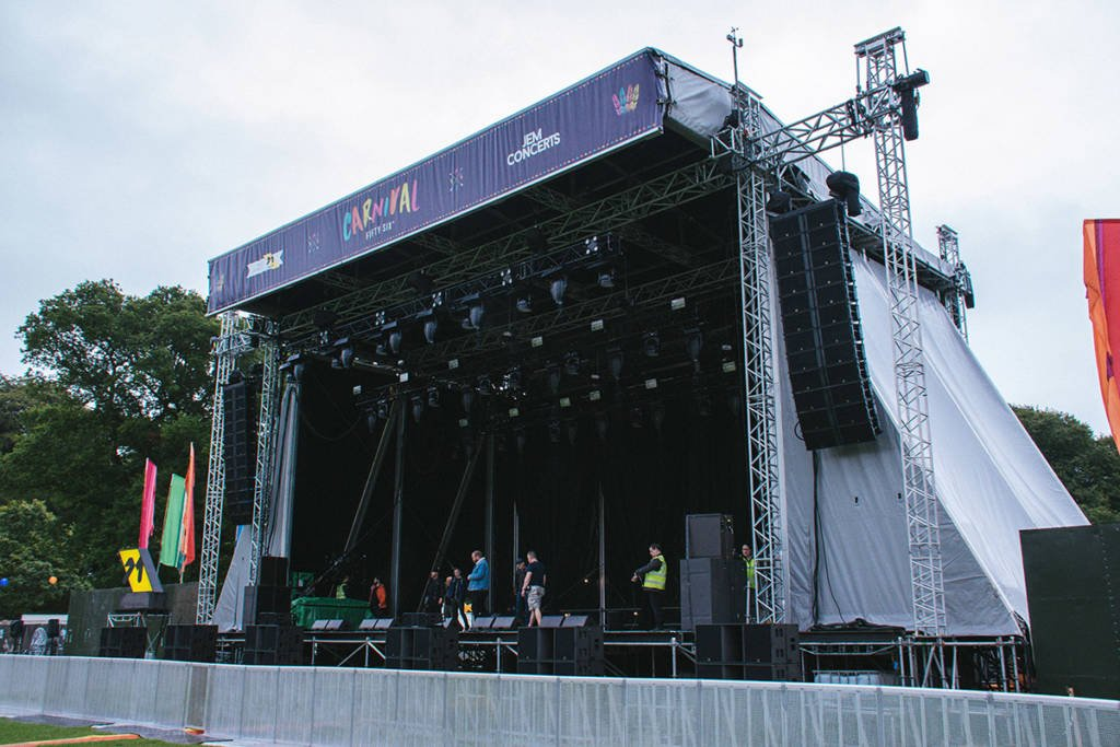 Carnival 56 Stage