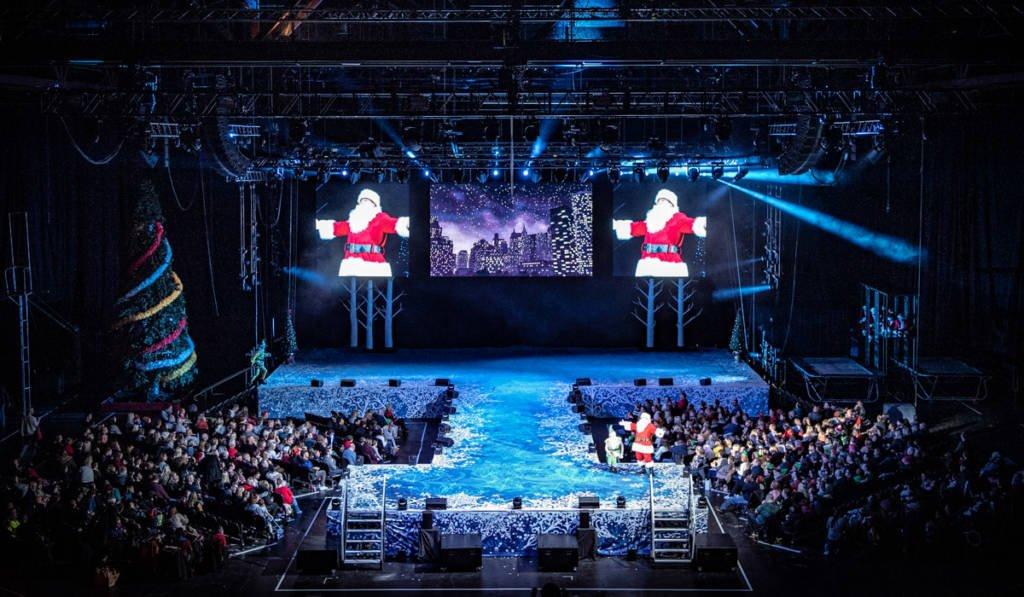 Elf Arena Production UK