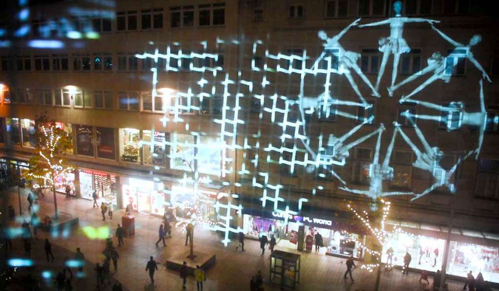 Projection Mapping Liverpool