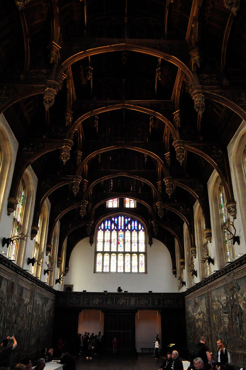 great hall at hampton court palace
