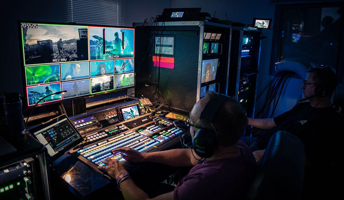 video control at summer sessions