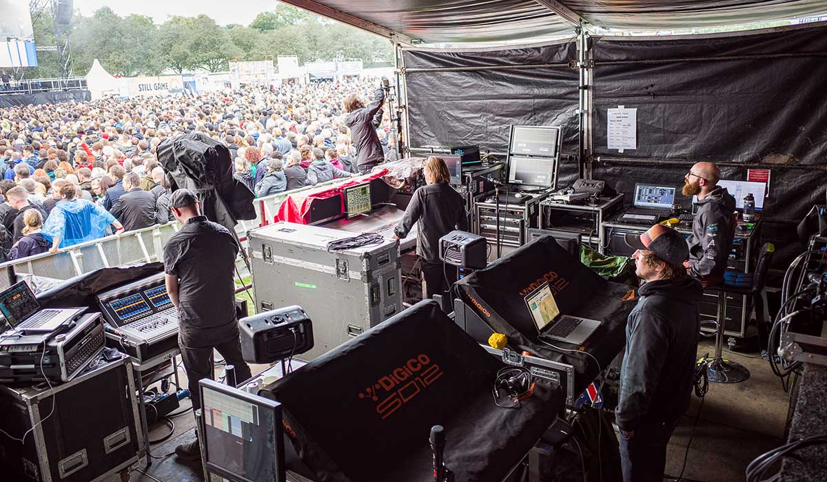 foh glasgow summer sessions