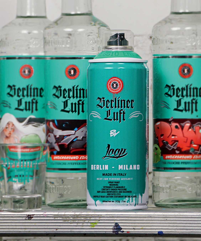 Berliner Luft Loop Dosen