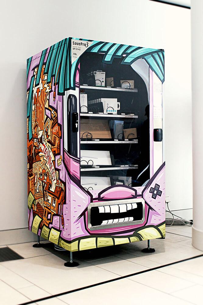Immobilienscout24 Automat Gestaltung